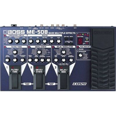 Boss ME-50B  Bass Multi-Effekt | Neu
