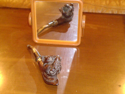 """pipe bruyer briar """"1x Ancient pipe"""" LOT 988"""