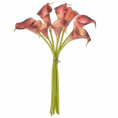 NEW freedom Purple Calla Lilly Bouquet