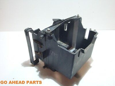 Mazda 2 Dy 02-07 Battery Tray Support With Surround & Bracket Clamps
