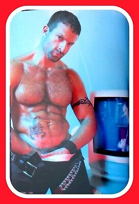 Mansize by Private 04 Male Men Semi Nude Photo Playgirl Gay Beefcake Magazine