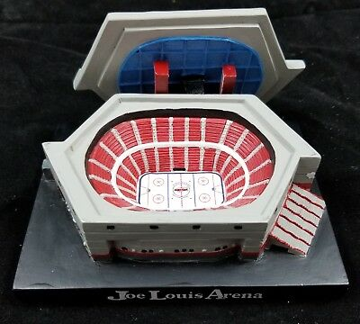 low priced 5345d 2c6c1 JOE LOUIS ARENA Detroit Red Wings Replica Stadium SGA Farewell To The Joe