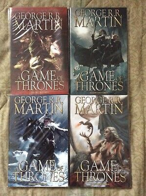 A Game Of Thrones 1/4 Completa !!!! Italycomics !!!!