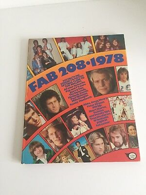 FAB 208 1978 Music Annual, unclipped.