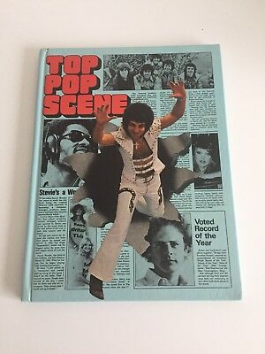 Top Pop Scene Music Annual, 1975 by Purnell, clipped