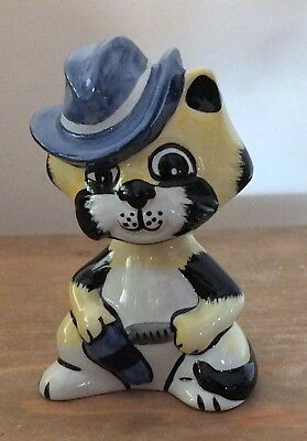 Lorna Bailey The Duke Vintage Cat In 1 Of 1Ldt Edt Colourway Mint Condition.