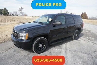 2011 Chevrolet Tahoe Police 2011 Police Used 5.3L V8 16V Automatic RWD SUV 1 Owner Clean Inspected Save