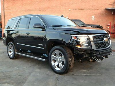2017 Chevrolet Tahoe LT Only 3K Miles 2017 Chevrolet Tahoe LT Only 3K Miles!!! Navigation! Leather Seats! Repairable