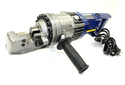 "3/4"" 20mm HANDHELD ELECTRIC HYDRAULIC REBAR CUTTER #6 Rebar Rod RC-20 1300 WATTS"
