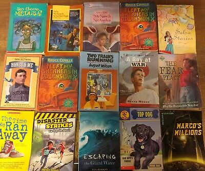 Lot of 60 Chapter Scholastic Disney RL 2 3 4 5 Child Books AR MIX UNSORTED #G04