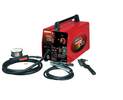 Lincoln Electric Weld Pack HD Feed Steel Wire Welder Flux Portable Machine  New