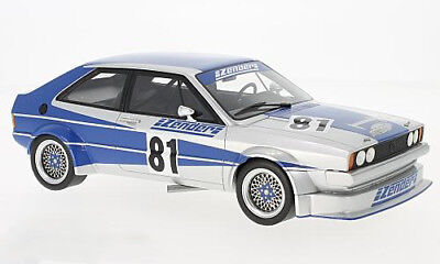 1978 Volkswagen Scirocco I Gr. 2 Zender GRC by BoS Models LE of 504 1/18 Scale