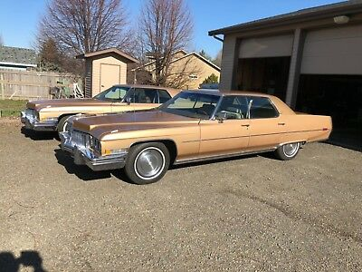 1973 Cadillac DeVille Sedan DeVille 1973 Sedan Deville Beautiful original car has been in our family over 20 years.