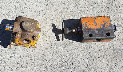 2 Position Single Spool Hydraulic Spool Valve with Detent