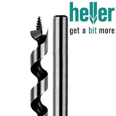 GERMAN ENGINEERED HELLER WOOD AUGER DRILL BITS All Sizes Beams Softwood Hardwood