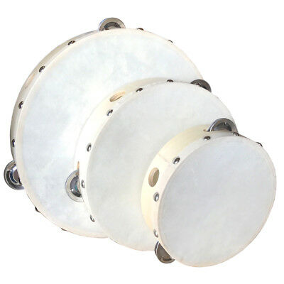 A-Star Tambourine - 6 inch, 8 inch or 10 inch