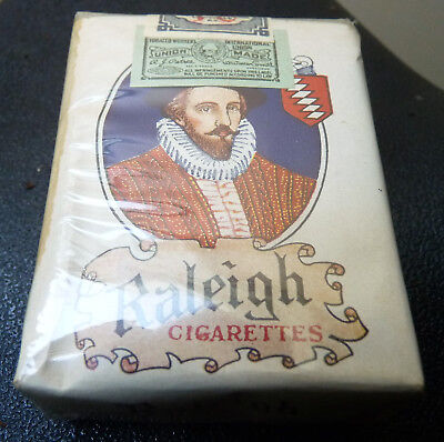 paquet cigarettes RALEIGH neuf