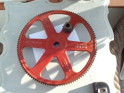 renold villiers reduction sprockets