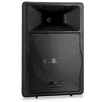 """Auna Pw-Ev-15A 15"""" Active Concert Stage Monitor Disco Party Pa Speaker 750W Rms"""