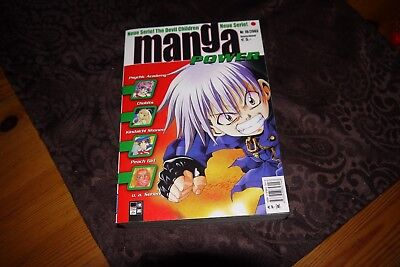 Manga Power Nr. 18 / 2003 The Devil Children Neue Serie