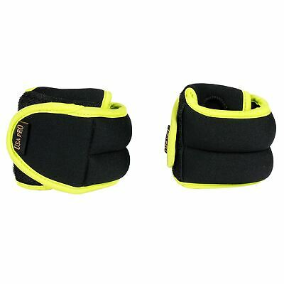 USA Pro Move Wrist Weights Unisex Body Thumb Loops