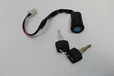 Zündschloss universal ignition switch ATV Cross Enduro Motorrad Quad Moped Mofa