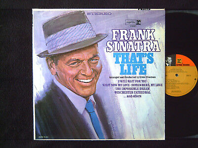 "Frank Sinatra ""That's Life"" Us-Press"