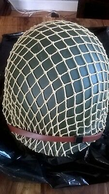 Ww2 Us Army M1 Helmet With Liner Reproduction