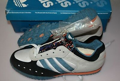 Adidas Spikes Leichtathletik Herren Advanced Cross Sprintschuh Gr. 42,2/3 078102
