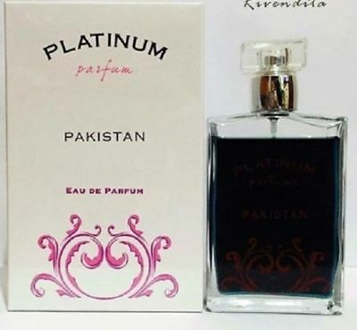Profumo PLATINUM HERIS SCENT -  EDP spray 100ml - PAKISTAN - BLACK AFGANO