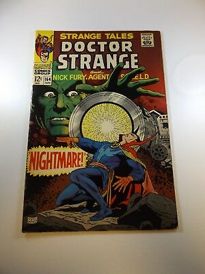 Strange Tales #164 FN- condition Huge auction going on now!
