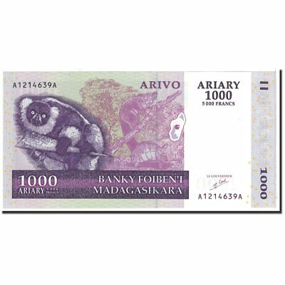 Africa Latest Collection Of Madagascar 200 Ariary 2004 P87b X 5 Consecutive Unc Banknotes Discounts Price Coins & Paper Money