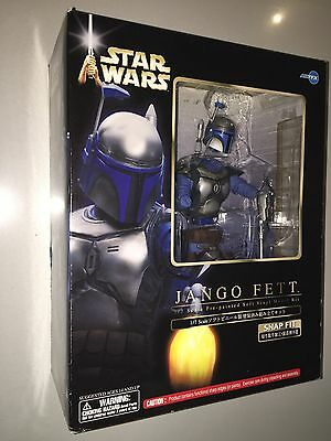 New Star Wars Jango Fett Figure Special Edition Rare The Phantom Menace