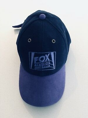 Brand New 20th Century Fox Cap Fox Studios Australia