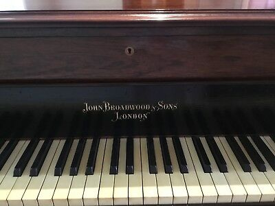 Antique Piano.   John Broadwood & Sons