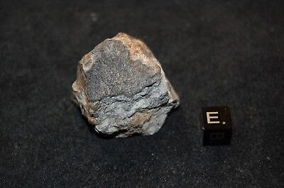 Zag Meteorite - A piece of the first mass I brought out of Africa! 77.5 grams