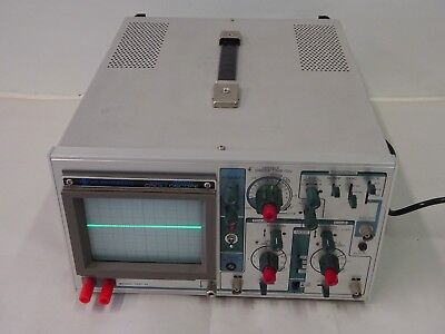 JDR Instruments Model 2000 Oscilloscope 20 MHz Dual-Channel
