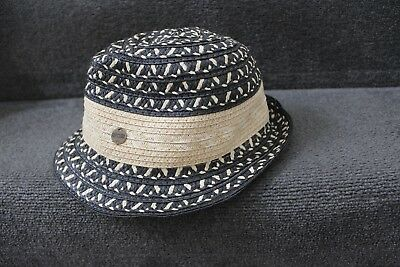 Girls Rip Curl Fedora Style Hat - Size Small (Fits Tweens)