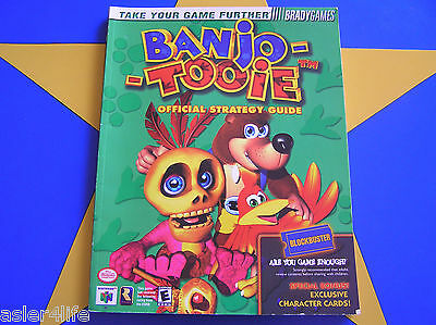 Banjo Tooie - Strategy Guide