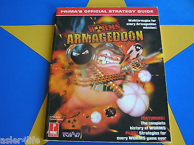Worms Armageddon - Strategy Guide