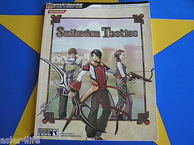 Suikoden Tactics - Strategy Guide