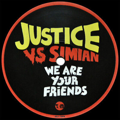 Justice (3) / We Are Your Friends