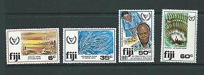 1981 International Year of the Disabled  set of 4 complete MUH/MNH as issued