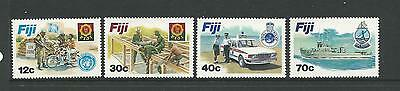 1982 Disciplined Forces set of 4 complete MUH/MNH as issued