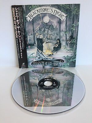 Blackmore's Night - Shadow of the Moon | Japan Laserdisc + OBI | LD: Excellent