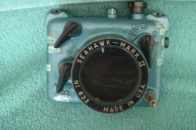 Argus C3 Underwater Housing Seahawk Mark II