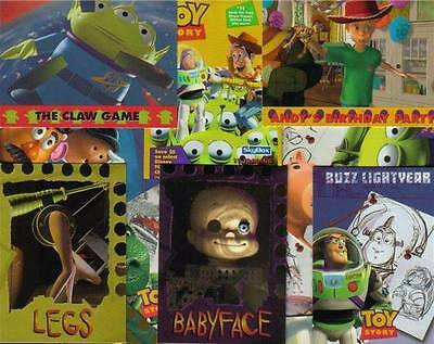 Toy Story Series 2 Trading Card Set