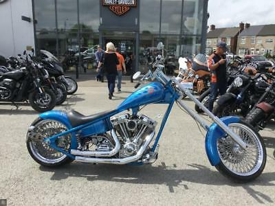 Hot Rods And Choppers S & S Motor Custom Build
