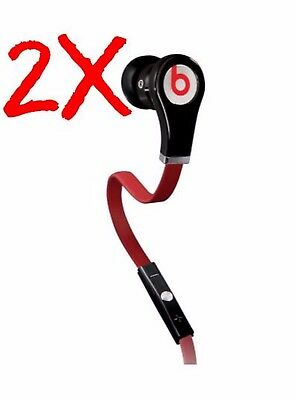 2 X Beats by Dr. Dre Tour In-Ear Headphones with ControlTalk ..