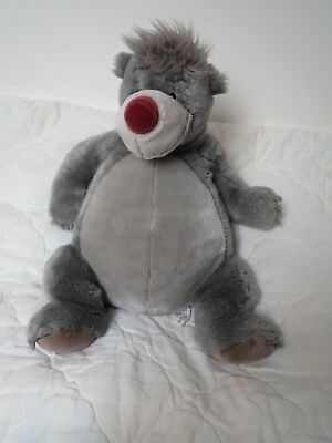 Disney store Jungle Book Baloo bear
